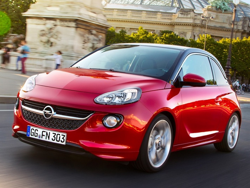 Photo of Opel Adam – prémium kisautó