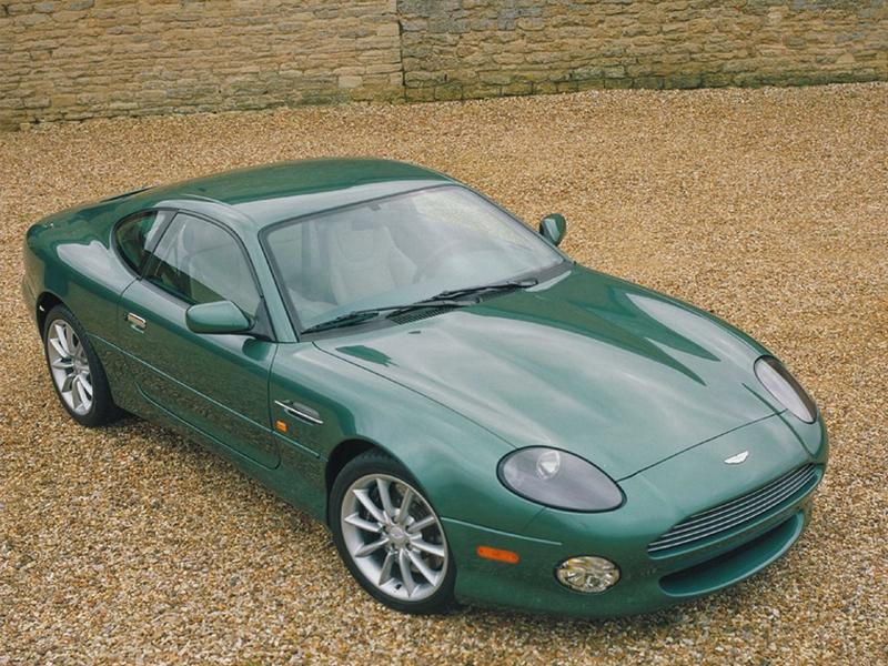 Photo of Aston Martin DB7