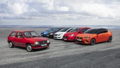 Photo of Opel Corsa: sikertörténet hat felvonásban