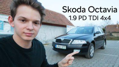 Photo of Skoda Octavia II 1.9 PD TDI 4×4 használtteszt – Draskovics Andris