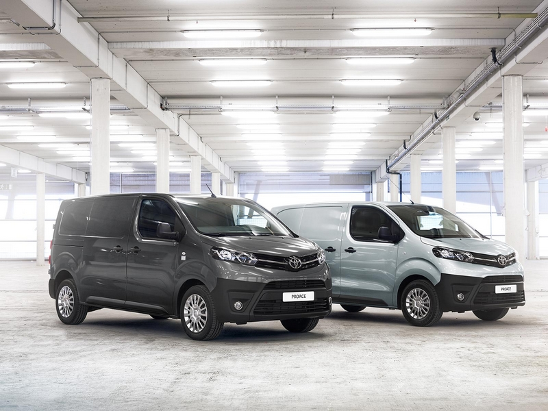 Extra garanciát kínál a PROACE modellcsaládra a Toyota