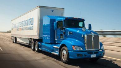 Photo of Hidrogénüzemű teherautót mutatott be a Toyota és a Paccar
