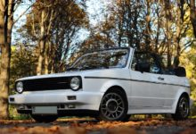 Photo of Udo Brinkmann is szerette – Volkswagen Golf I Cabrio