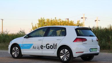 Photo of Volkswagen e-Golf teszt – csak szolidan