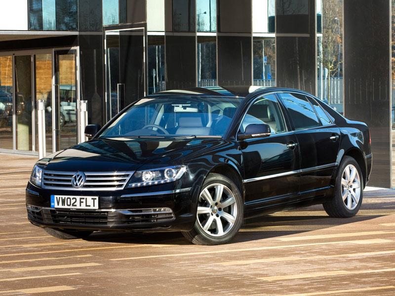 Photo of Volkswagen Phaeton
