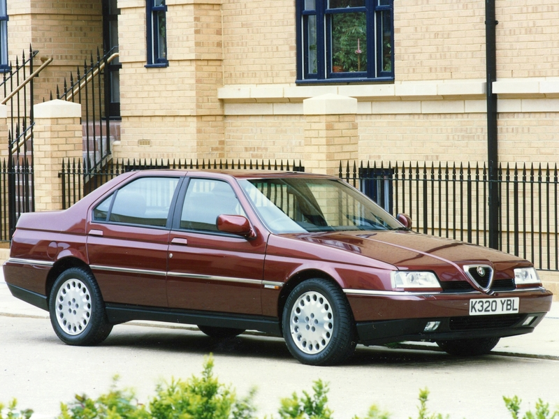 Photo of Alfa Romeo 164 – kényelmes telivér
