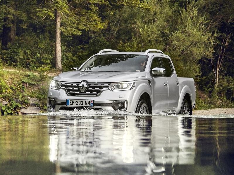 Photo of Európába jön a Renault Alaskan
