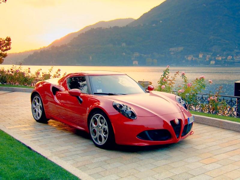 Photo of Alfa Romeo 4C teszt