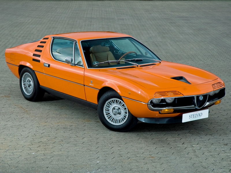 Photo of Alfa Romeo Montreal V8 (1972)