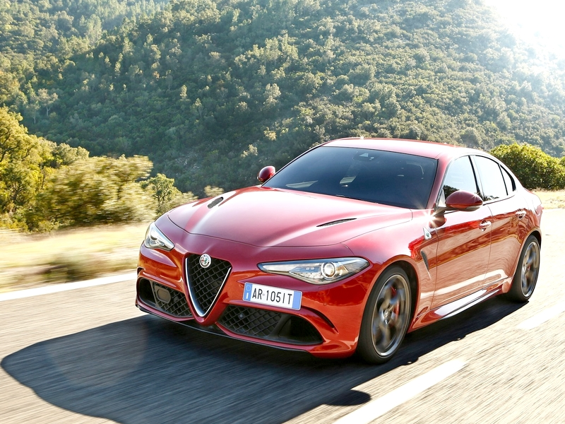 Photo of Alfa Romeo Giulia Quadrifoglio