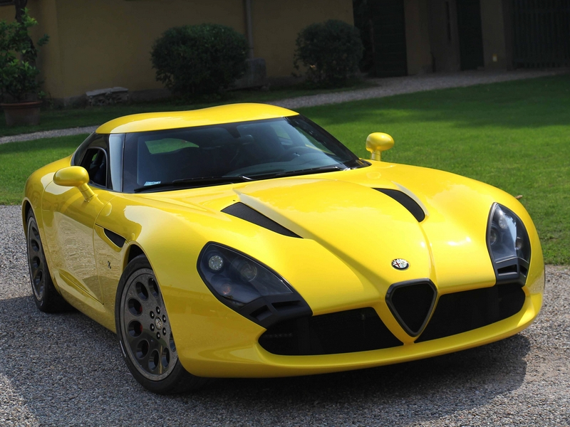 Photo of Alfa Romeo TZ3 Stradale