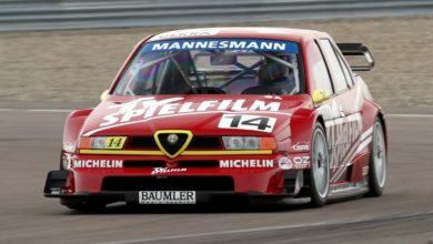 Photo of Alfa Romeo 155 DTM élménykörök