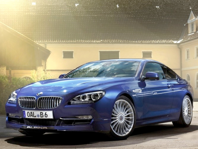 Photo of BMW Alpina B6 Biturbo Gran Coupe