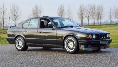 Photo of Alpina B10 Bi-Turbo