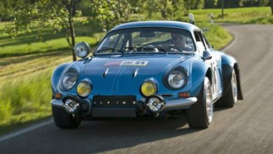 Photo of Alpine A110 1800VA (1975)