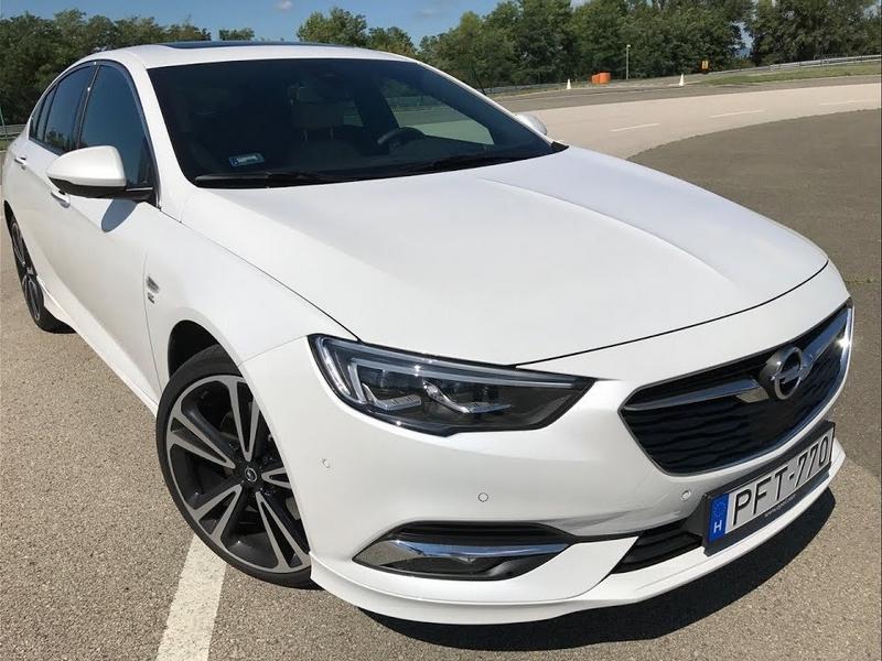 Photo of Autósmozi: Opel Insignia Grand Sport