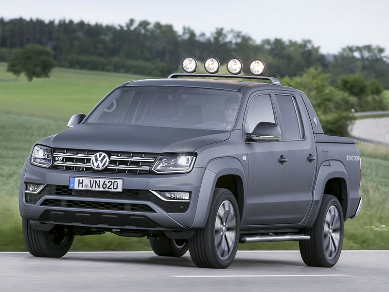 Photo of Volkswagen Amarok
