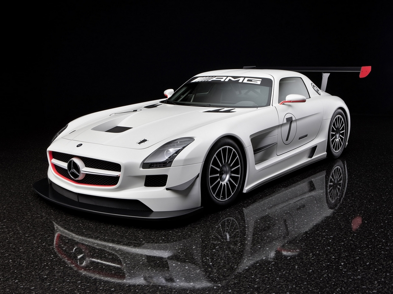 Photo of Mercedes-Benz SLS AMG GT3