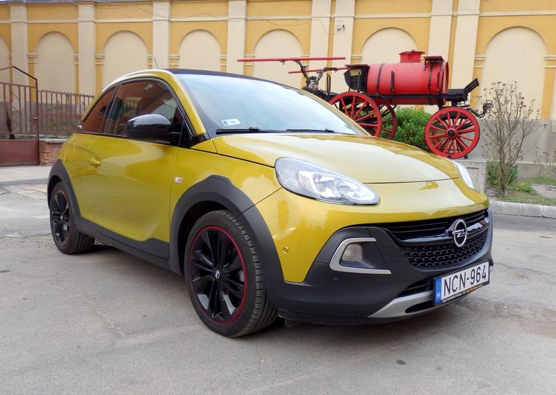 Photo of Opel Adam Rocks teszt – bohókás méregzsák