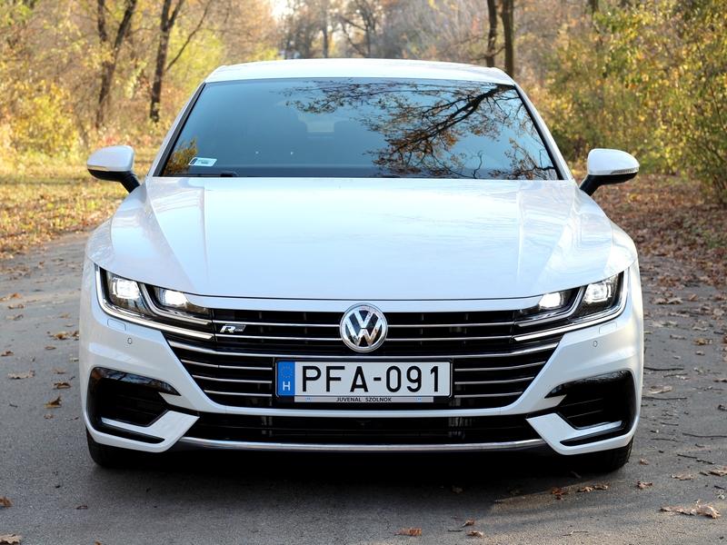 Photo of Volkswagen Arteon 2.0 TDI R-Line teszt – a penge éle