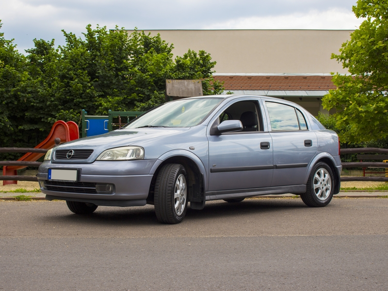 Opel Astra Classic