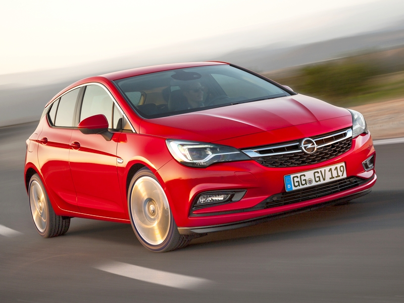 Photo of Az Opel Astra lett az Év Autója