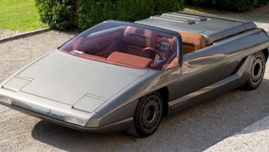 Photo of Lamborghini Athon (1980)