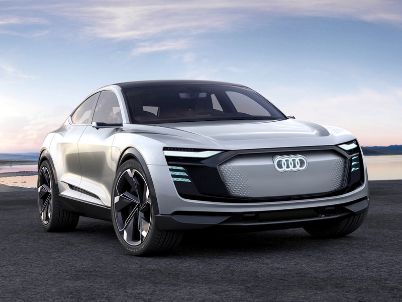Photo of Audi e-tron Sportback Concept