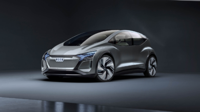 Photo of A jövő városi kisautója: Audi AI:me