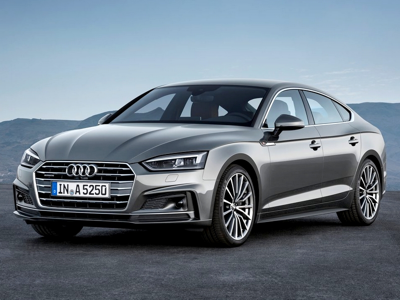 Photo of Audi A5 Sportback