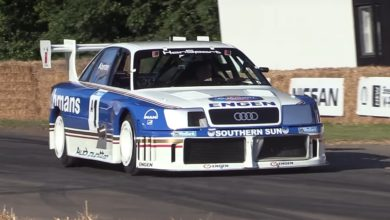 Photo of Audi S4 (C4) GTO (1992) – füttyöske