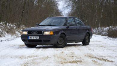 Photo of Audi 80 1.9 TDI teszt – négykarikás időkapszula