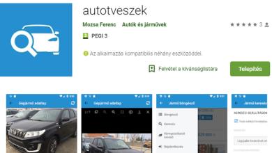 Photo of Elindult az autotveszek.hu applikációja