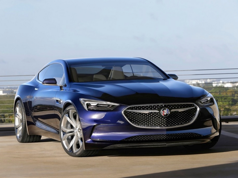 Photo of Buick Avista koncepció