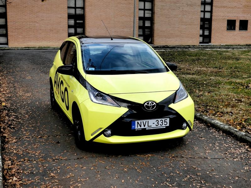 Photo of Toyota Aygo teszt – mókajárat