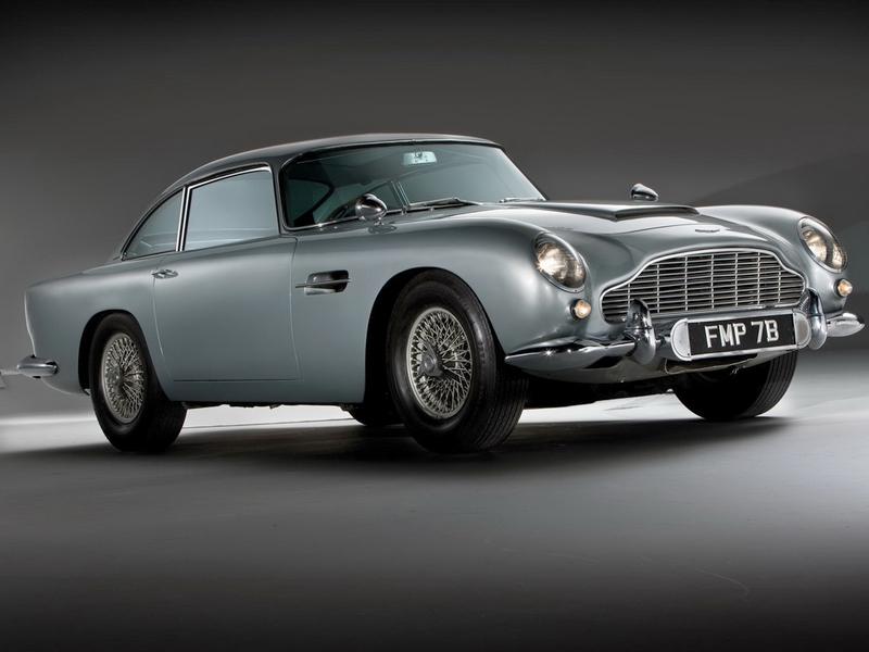 Bond-autó