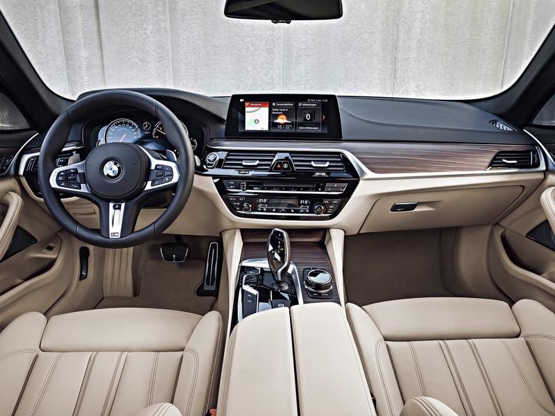 5-ös Touring belső