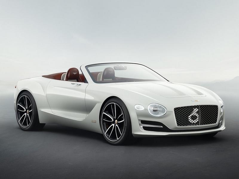 Bentley EXP