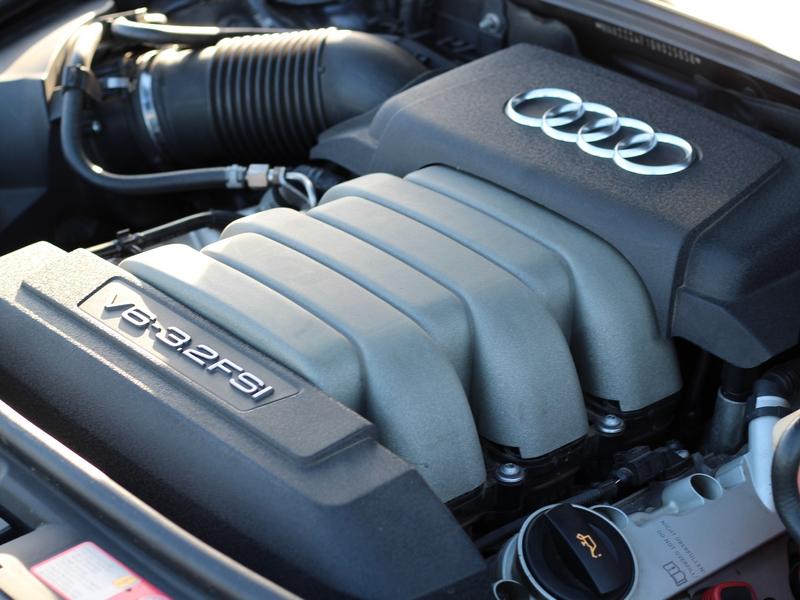Audi v6