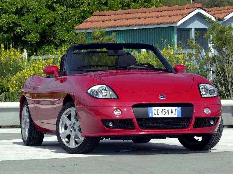 Photo of Fiat Barchetta – Talján csajmágnes