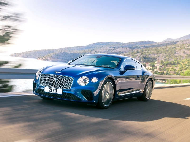 Photo of Íme az új Bentley Continental GT