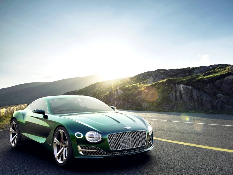Photo of Bentley EXP 10 Speed 6 koncepció