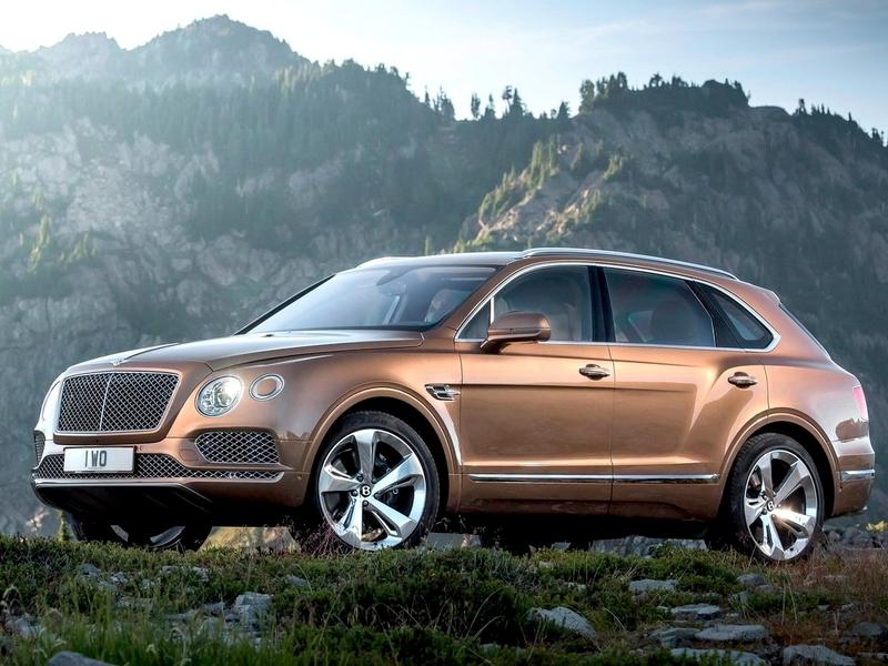 Photo of Luxus SUV-slusszkulcs – Bentley Bentayga