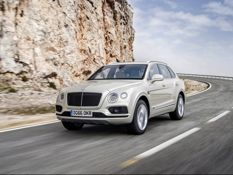 Photo of Bentley Bentayga Diesel
