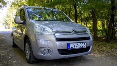 Photo of Citroën Berlingo 1.6 VTi teszt – a család nagy kedvence