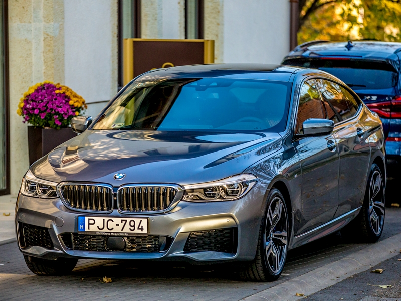 Photo of A BMW 6-os Gran Turismo is bemutatkozott