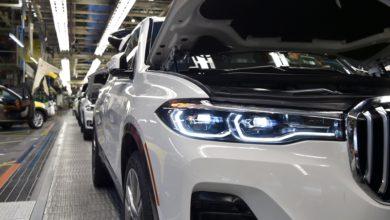 Photo of BMW X7: már gyártásban az előszériás modellek