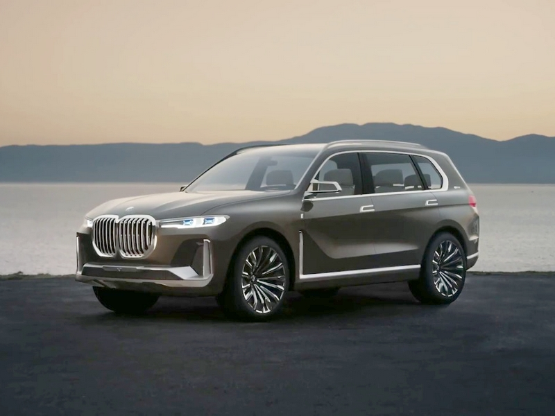 Photo of BMW Concept X7 iPerformance