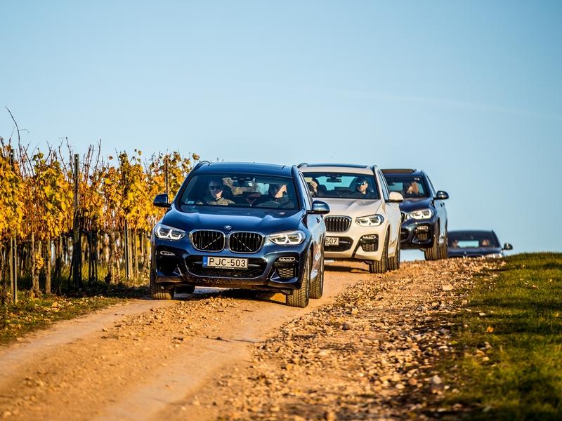 Photo of Megérkezett Magyarországra az új BMW X3