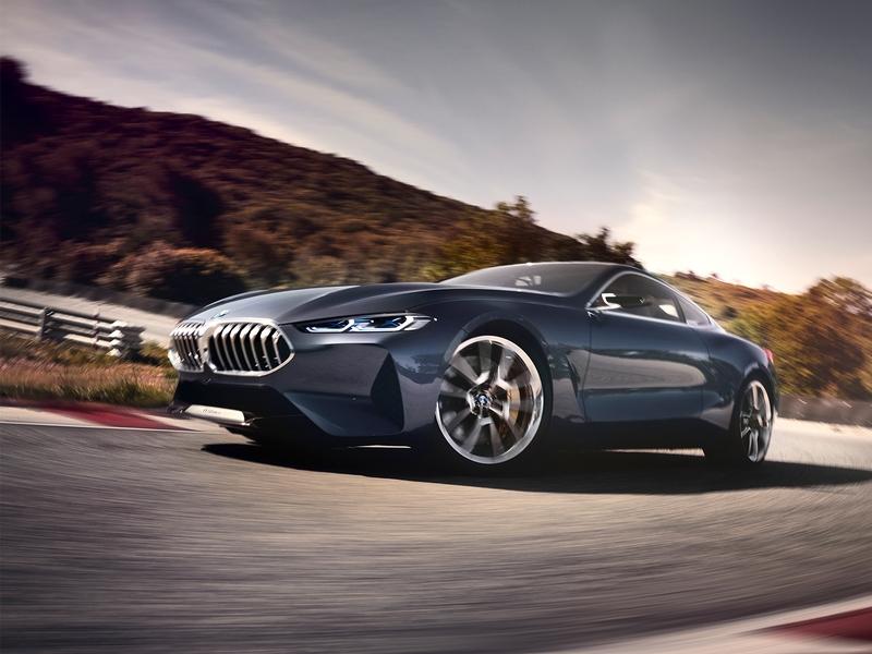 Photo of BMW Concept 8 Series